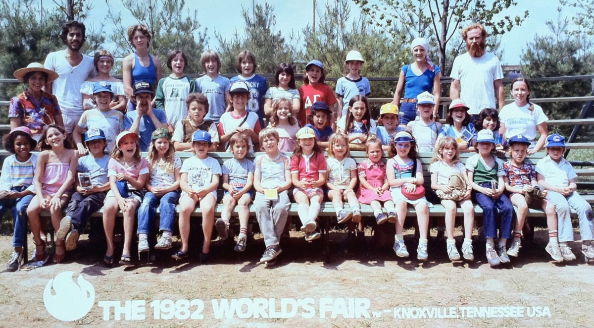 Harmony at 1982 World's Fair